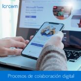 LCRcom presenta los cinco primeros pasos para la digitalización de las pymes