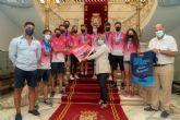 Cartagena firma un 2021 histórico para la natación con 28 medallas nacionales