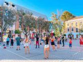 El programa 'En modo verano' permite a miles de personas disfrutar de Murcia y de sus pedanías durante los meses de julio y agosto