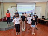 Cinco alumnos finalizan sus prácticas de FP Dual en SABIC Cartagena