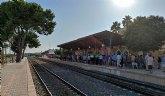 CONSUMUR se muestra contraria a la decisión de Adif del corte de la línea férrea Murcia-Águilas por el grave impacto que ésta tendrá en los usuarios
