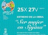 La Concejalía de Mujer e Igualdad de Oportunidades informa sobre la obra de teatro 'Ser mujer en Siyâsa'