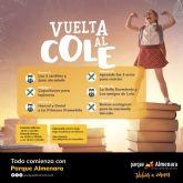 La Vuelta al cole más divertida con Parque Almenara