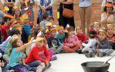 Los colegios de Puerto Lumbreras organizan la 'Fiesta de la Castañada' coincidiendo con la llegada del otoño