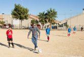 La Liga Local de Futbol Base arranco este fin de semana con el saque de honor del concejal de Deportes