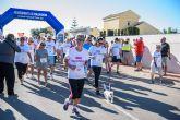 Carrera benéfica de MABS en Camposol para recaudar fondos en la lucha contra el cáncer