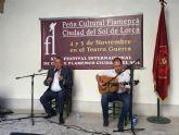6 cantaores compiten en la fase final del XXVI Festival Internacional de Flamenco Ciudad del Sol que se celebrará el viernes y sábado en el Teatro Guerra