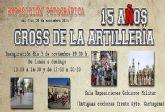 Una exposicion fotografica recorrera los quince años del Cross de la Artilleria