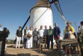 Santa Ana cierra su I Semana Cultural del Molino y el Campo de Cartagena