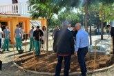 La Comunidad renueva con casi 300.000 euros el programa de La Huertecica que forma y emplea en albañilería a parados en riesgo de exclusión