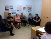 El CAVI ofrece a los voluntarios de Servicios Sociales una charla de sensibilización contra la violencia de género
