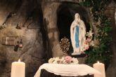 La Hospitalidad de Lourdes de Murcia es custodia de una reliquia de Santa Bernadette