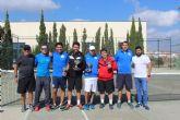 Germán Reinaldosvence en el XI Torneo de Tenis 'Fiestas de octubre'