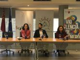 Más de 50 profesionales participan en Lorca en un seminario de impulso  a la coordinación sociosanitaria en violencia de género centrado en el área de la ginecología