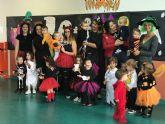 Los más pequeños celebran Halloween