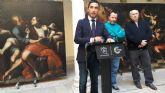 El Palacio de Guevara recupera 3 grandes joyas del pintor barroco Camacho Felizes