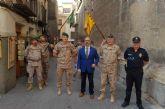 """La Escuela Militar de Paracaidismo """"Méndez Parada"""" peregrina a Caravaca en el Año Jubilar 2017"""