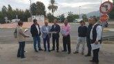 Fomento prepara la cesión al Ayuntamiento de Murcia de la vía que comunica Los Dolores con Beniaján, Torreagüera y Los Ramos