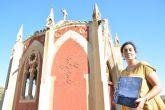 Una tesis documenta el potencial turístico de la arquitectura de los cementerios de Cartagena