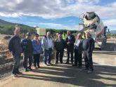 Fomento mejora el drenaje de la carretera regional que discurre por las pedan�as alhameñas de El Cañarico y Casas Nuevas