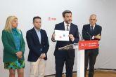 El PSRM asegura que los ayuntamientos socialistas han reducido la deuda en 78,3 millones de euros, frente al despilfarro del PP