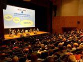 La Región de Murcia reclama en Aragón que el Estado culmine el Plan Nacional de Regadíos