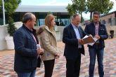 El Ayuntamiento recepciona la calle Parricas tras la finalizaci�n de las obras