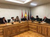 El Alcalde recibe al nuevo Teniente Comandante de Puesto Principal de la Guardia Civil, Rubén Peiró
