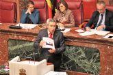 La Asamblea ratifica el 'techo de gasto' elaborado por el Gobierno regional con 120 millones más para 2019