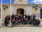 Estudiantes de Animación Sociocultural y de Integración Social visitan la Concejalía de Juventud en Torre Pacheco
