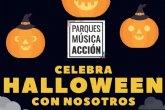 'Parques, Música y Acción' despide octubre con un programa especial Halloween