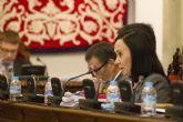 MC rechaza unos presupuestos que apuestan por el 'endeudamiento para la tapar la ineficacia y desvergüenza' del Gobierno