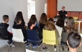 Antonio Moya participa en una nueva sesión sobre el cambio climático con escolares