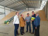 Agricultura estima una producción cercana a los tres millones de kilos en el coto arrocero de Calasparra