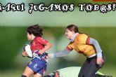 El Programa ADE y el CRU Cartagena compartirán una jornada de rugby con más de 350 alumnos de Secundaria