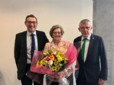 La Universidad de Murcia rinde homenaje a la profesora Maruja Fontes Bastos