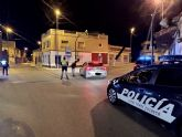 Policía Local intensifica los controles de entrada y salida en el municipio de Torre Pacheco durante el fin de semana