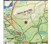 Nuevo sismo de magnitud 2.5 y epicentro al oeste de Fortuna