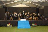 La Banda 'Unión Musical' de San Pedro, ofreció su tradicional concierto navideño