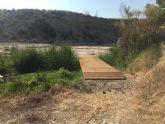 La Comunidad adecúa la Senda de Bolvonegro en Moratalla con una inversión de más de 20.000 euros
