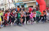 Los niños despiden el año con campanadas infantiles y la carrera San Silvestre