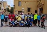 El Club Atletismo Totana celebró la I Correvieja Totanera