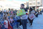Los niños pinatarenses despiden el año con una Nochevieja a su medida
