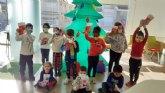 Un total de 70 niños y niñas participan en el programa de conciliación laboral y familiar 'Escuela de Navidad'