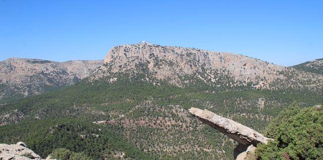 Capricho de Sierra Espuña